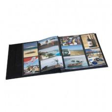 Элегантный фотоальбом на 300 фотографий формата 10 х 15 см черный