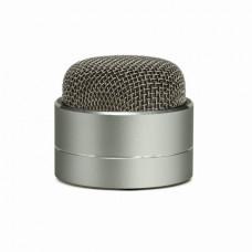 Karaoke, Портативная Bluetooth колонка, 3 Вт, AUX, металлический корпус графит