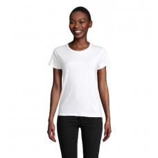 ЖІноча футболка SOL'S PIONEER WOMEN білий