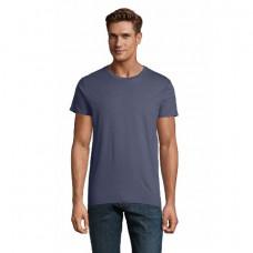 Чоловіча футболка SOL'S PIONEER MEN джинсовий