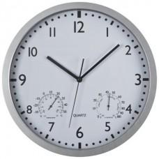Настінний годинник CrisMa білий