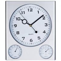 Пластиковий настінний годинник