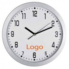Настенные часы белый