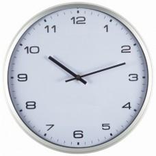 Настінний годинник білий