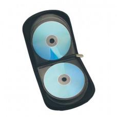 Футляр для 24-х CD-дисків чорний
