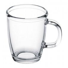 Чашка скляна ТМ