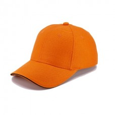 Кепка CLASSIC SANDWICH помаранчевий