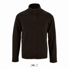 Куртка з флісу чоловіча NORMAN MEN чорний