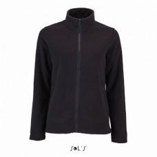 Куртка з флісу жіноча NORMAN WOMEN чорний