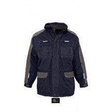 Куртка SOL'S FUSION PRO темно-синій