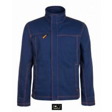 Куртка робоча FORCE PRO, надміцна, 300 г / м.кв, 65% ПЕ, 35% ХБ темно-синій