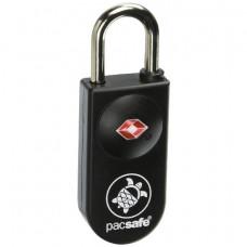 Навісний замок Замок кодовий для багажу Pacsafe Prosafe 750 чорний