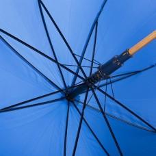 Зонт-трость полуавтомат Bergamo TOPRAIN светло-синий