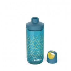 Пляшка для води Kambukka Reno, тританова, 500 мл бірюзовий
