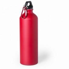 Бутылка для воды Axpol Sport, алюминиевая, 800 мл красный