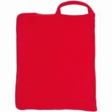 Одеяло - подушка красный