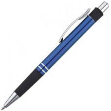 Ручка металева синій