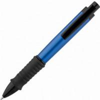 Ручка пластикова синій