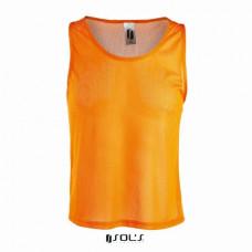 Накидка тренувальна (манишка) SOL'S ANFIELD помаранчевий