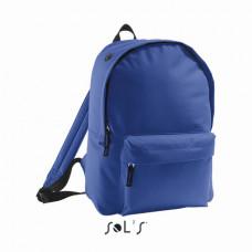 Рюкзак из полиэстера 600d SOL'S RIDER ярко-синий
