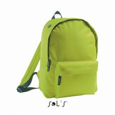 Рюкзак из полиэстера 600d SOL'S RIDER зеленое яблоко