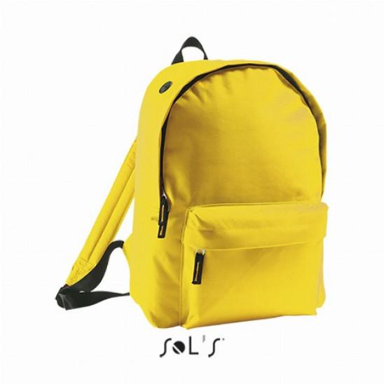Рюкзак из полиэстера 600d SOL'S RIDER желтый