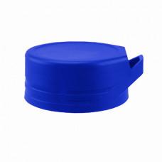 Пластикова кришка для пляшки Bergamo AQUA синій