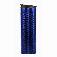 Термокружка Bergamo Luigi, 450 мл синій