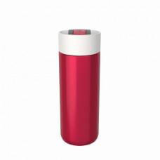 Термокухоль Kambukka Olympus, вакуумний, сталевий, 500 мл червоний