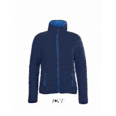 Куртка жіноча SOL'S RIDE WOMEN темно-синій