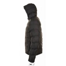 Куртка чоловіча стьобана SOL'S RIDLEY MEN чорний