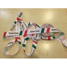 Подарочные ленты с логотипом