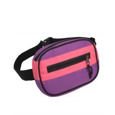 Поясная сумка  Кокос (сиренево-розовый)