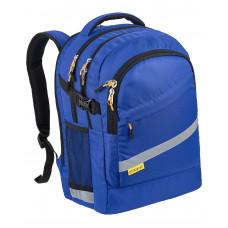 Рюкзак школьный College (ярко-синий)