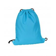 Многофункциональный рюкзак-мешок (голубой)