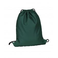 Многофункциональный рюкзак-мешок (зелёный)