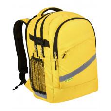 Рюкзак школьный Колледж (желтый)