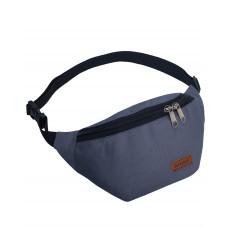 Поясная сумка Темпо (серый)