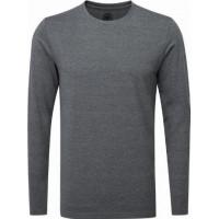 Футболка унисекс Russell  Men's ong Sleeve HD T (Grey Marl)