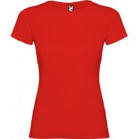 Футболка Roly Jamaica\woman (Красный )