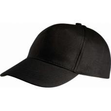 Кепка Kariban Cotton (Черный  )