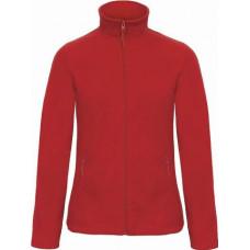 Флисовая куртка B&С ID 501\woman (Красный )