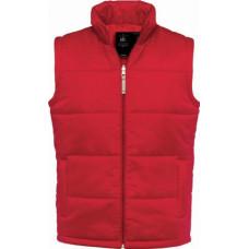 Жилетка B&C Bodywarmer (Красный )