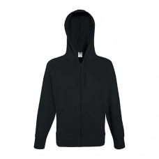 Облегченная толстовка на молнии с капюшоном FOL Lightweight Zip Thru Hooded