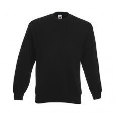 Реглан FOL Classic Set-In Sweat  Black