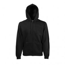Толстовка на молнии с капюшоном FOL Premium Zip Thru Hooded