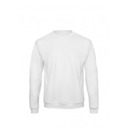 Реглан унисекс B&C ID.202 50/50 White