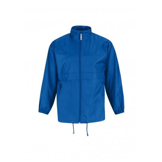 Ветровка унисекс B&C Sirocco  Royal blue
